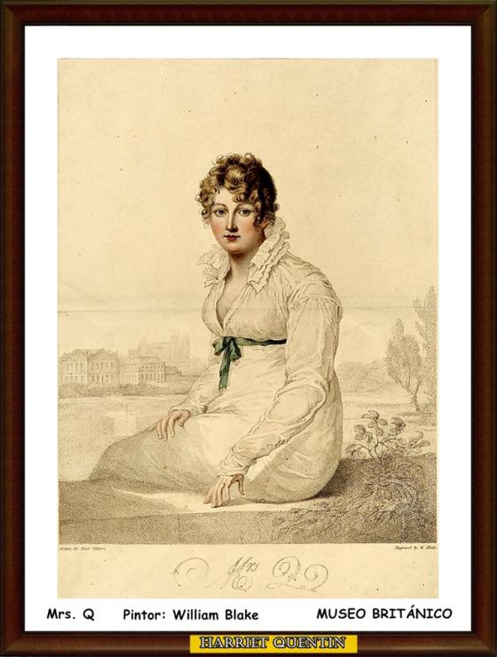 Mrs. Q William Blake