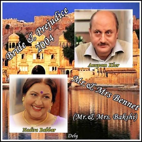 Sr. y Sra. Bennet 2004  Bodas y Prejuicios