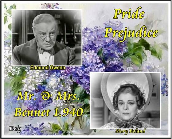 Sr. y Sra. Bennet 1940