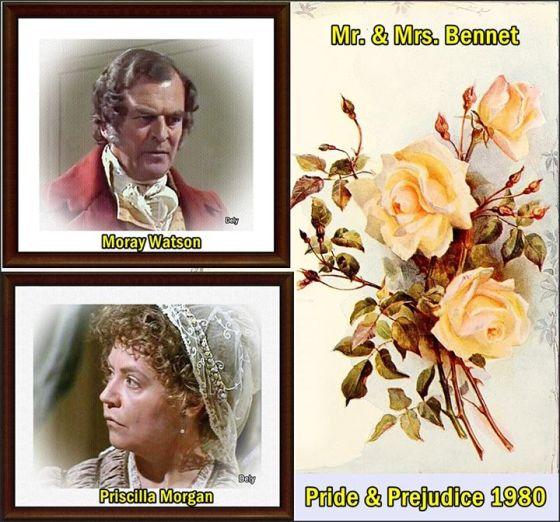 Sr. y Sra. Bennet 1980