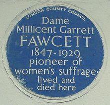 Fawcett Fundación