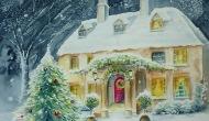 ¡¡¡¡Feliz Nochebuena a todos los admiradores de Jane Austen…. y a los que no lo son, también!!! Noche de PAZ……