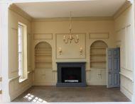 Casas de Muñecas estilo regencia: p.e. Longbourn, ¡y muchasmás!