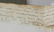 Video de la BBC sobre el fragmento del manuscrito de Jane Austen encontrado el añopasado