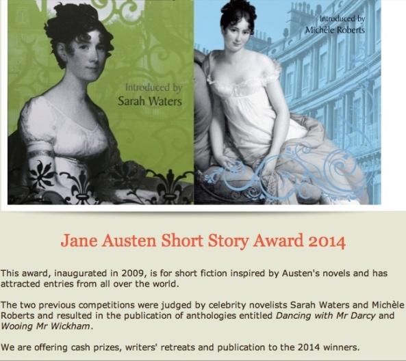 Short Story award 2014