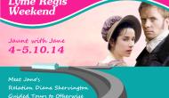 4-5 Octubre 2014: Fin de semana en Lyme RegisTour