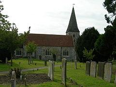 http://en.wikipedia.org/wiki/Cobham,_Surrey