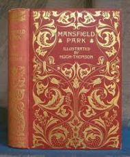 Hoy celebramos el Bicentenario de la Publicación de MANSFIELD PARK. Carta a Victoria Austen. Lo prometido esdeuda.