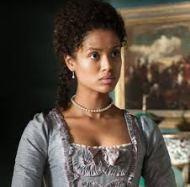 """15 Agosto 2014: Estreno de """"Belle"""" una mujer mulata, en un entorno de Regenciainglesa."""