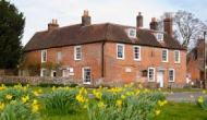8 Julio 1814: Jane Austen vuelve aChawton
