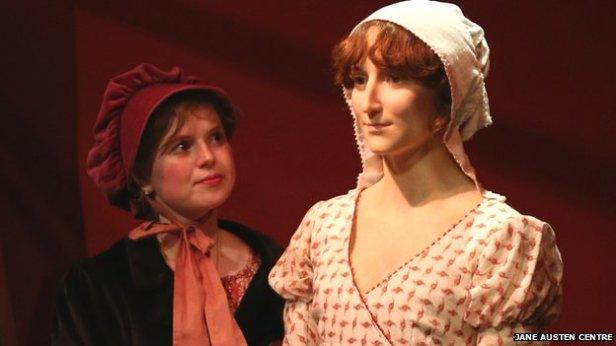 Jane Austen rostro cera 2
