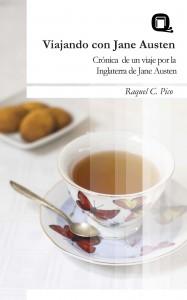 """""""Viajando con Jane Austen"""". Nuevo libro en castellano de Raquel C.Pico"""