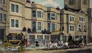 22 Agosto 1814: Jane sale hacia Londres con su hermanoHenry