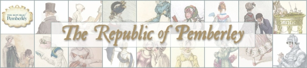 The Republic of Pemberley