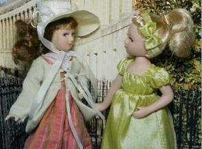 Muñecas regency