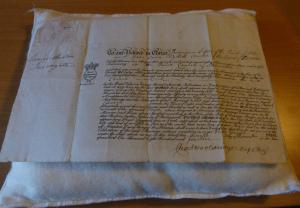 Licencia Matrimonio Anna