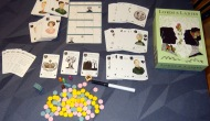 Dos nuevos juegos de cartas: Casarse con el Sr. Darcy, y Damas yCaballeros