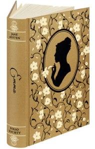"""Edición Especial y Oferta para los lectores de Hablando de Jane, de """"Orgullo y Prejuicio"""" y """"Emma"""" de la FolioSociety"""
