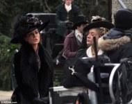"Rodaje de ""Lady Susan"" con Kate Beckinsale y StephenFry"