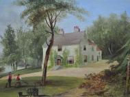 Restaurada pintura de la vícaría de Kintbury, donde estuvo JaneAusten