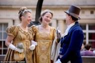 Baile Anual de Regencia en Chatsworth House (akaPemberley)