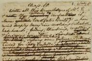 """8 Agosto 1815: Jane Austen empieza a escribir """"Persuasión"""""""