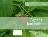 Agenda de Jane Austen enEspañol