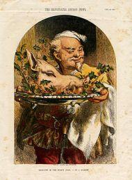 25 Diciembre 1815: El día de Navidad en la vida de JaneAusten