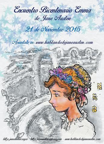 Cartel Encuentro Emma Barcelona 2015