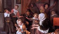 6 Diciembre 1815: Celebrando el día de San Nicolás(Regencia)