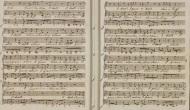Las partituras de música de la familia Austen, disponibles online