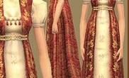 Los Sims de Regencia: Página para descargar lostrajes.