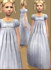Sims Regency Girl