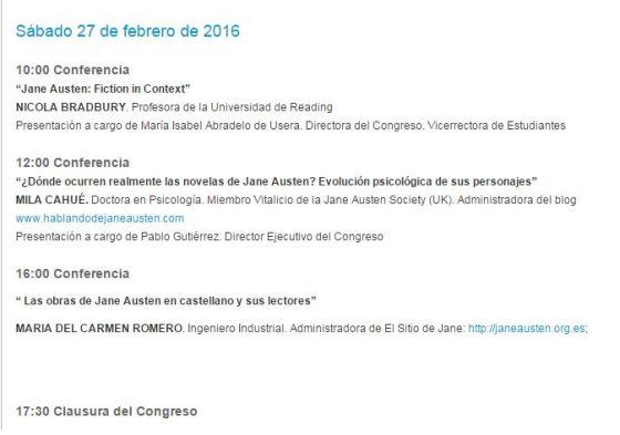 Programa Congreso JA MCG