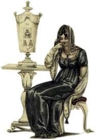 Principios de 1816. Carta de Jane a la Sra. Prowting, enChawton.