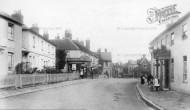 25 Marzo 1816. Frank se muda de Chawton aAlton.
