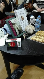 Crónica de nuestro encuentro en La Casa del Libro (Barcelona) para hablar dePersuasión