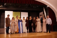 Videos del Baile del Congreso de Jane Austen ¡Oh my God!
