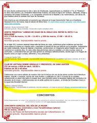Mañana, 26 de Abril, nuevo encuentro en el Club de Lectura del Museo del Romanticismo,Madrid.