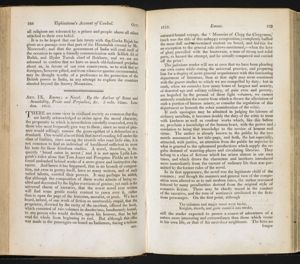 quarterly review Sir Walter Scott