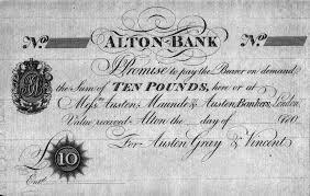 ten pounds cheque