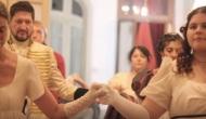 Video del Baile de Jane Austen Otoño 2015. Club del Libro Jane AustenArgentina