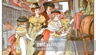 23 Mayo 1816 en la vida de Jane Austen. De visita en Steventon y cada vez másdébil.