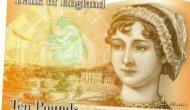 El billete de 10 libras con el rostro de Jane Austen, probablemente enplástico