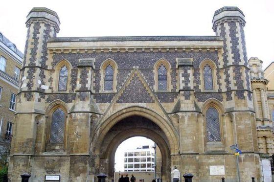 Internado Jane Austen Abbey-Gateway