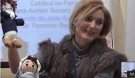 """Video 8 Congreso Internacional Jane Austen Universidad CEU San Pablo: """"""""¿Dónde ocurren realmente las novelas de Jane Austen? Evolución psicológica de sus personajes"""", por Hablando de Jane/MilaCahue"""