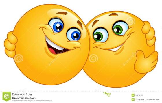 abrazo-de-emoticons-16246461