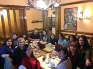 Crónica de nuestro encuentro austenita en Chile, 6 Agosto2016