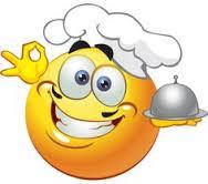 emoticon cook
