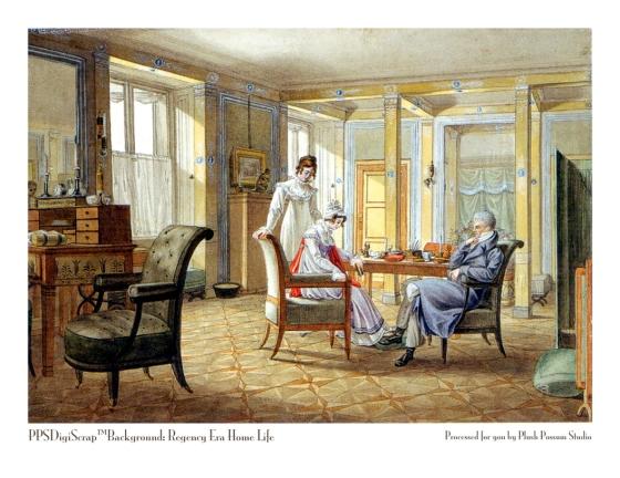 regency visit